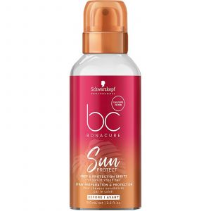 Schwarzkopf - BC Bonacure - Sun Protect - Prep And Protection Spritz - 100 ml