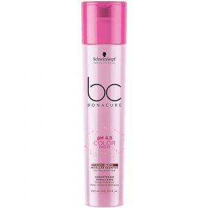 Schwarzkopf - BC Bonacure - pH 4.5 Color Freeze - Chocolate Shampoo - 250 ml