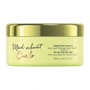 Schwarzkopf - Mad About Curls - Superfood - Leave-In - 200 ml
