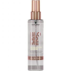Schwarzkopf - Blond Me - Detoxifying - Protect Spray - All Blondes - 150 ml