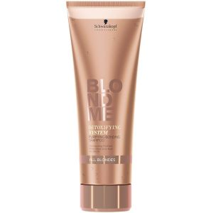 Schwarzkopf - Blond Me - Detoxifying - Purifying Shampoo - All Blondes - 250 ml