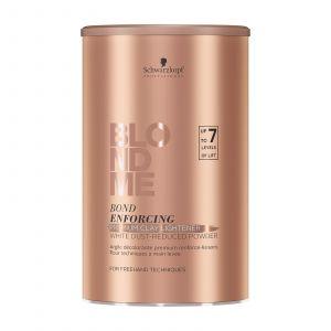 Schwarzkopf - Blond Me - Bond Enforcing - Premium Clay Lightener 7+ - 450 gram