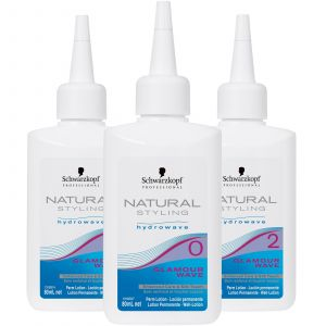 Schwarzkopf - Natural Styling - Hydrowave - Glamour Wave - 80 ml