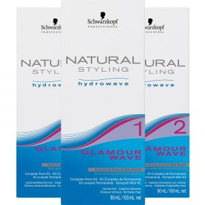 Schwarzkopf - Natural Styling - Hydrowave - Glamour Wave Kit - 180 ml
