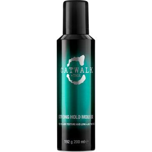Tigi - Catwalk - Curlesque - Strong Hold Mousse - 200 ml