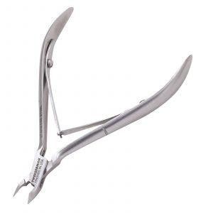 Tweezerman - Stainless Steel Nagelriemknipper 1/2 Jaw