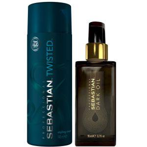 Sebastian - Voordeelset - Dark Oil & Twisted Cream