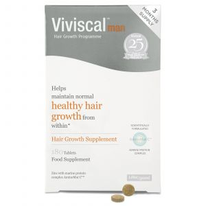 Viviscal - Food Supplement for Men - 180 Tablets