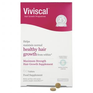 Viviscal - Maximum Strength Food Supplement for Women - 180 Tablets