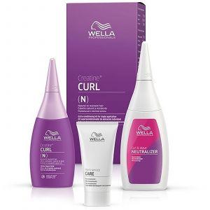 Wella - Creatine+ - Curl (N) - Set