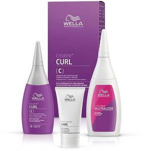 Wella - Creatine+ - Curl (C) - Set
