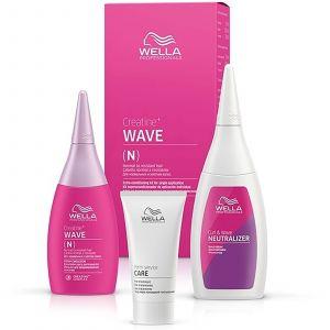 Wella - Creatine+ - Wave (N) - Set