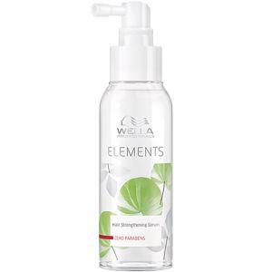 Wella - Elements - Hair Strengthening Serum - 100 ml