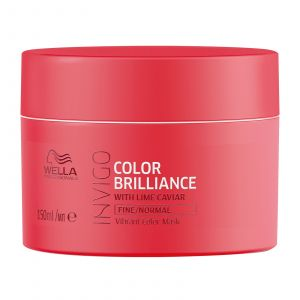 Wella Invigo Brilliance Mask Fine/Normal
