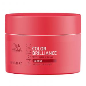Wella - Invigo - Color Brilliance - Mask for Coarse Hair