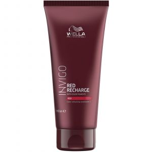 Wella - Invigo - Red Recharge - Red Conditioner - 200 ml