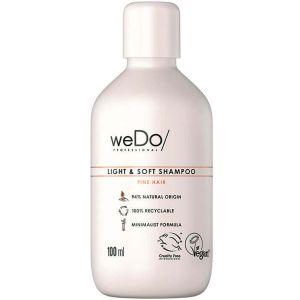 weDo - Light & Soft - Shampoo