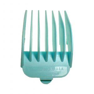 Wahl - Opzetkam - Type 1 - Plastic Gekleurd - Nr. 8 - 25 mm