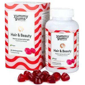 Yummygums - Hair & Beauty - 60 Gummies