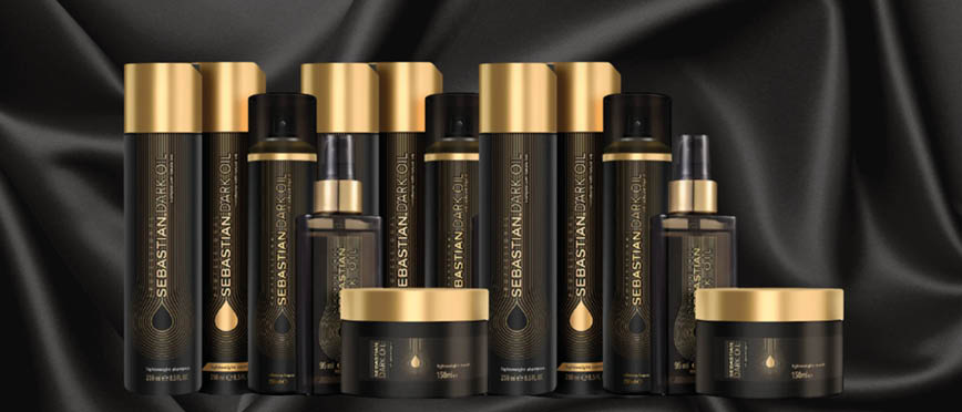 De meest luxe lijn van Sebastian: Dark Oil