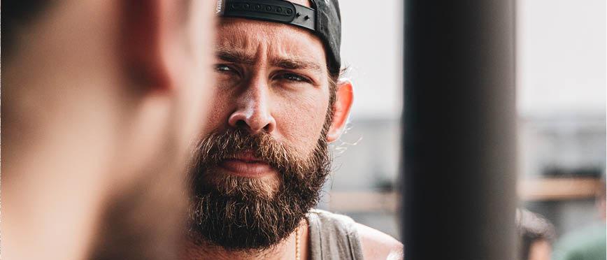 Tips voor mannen met lang(er) haar én baard!