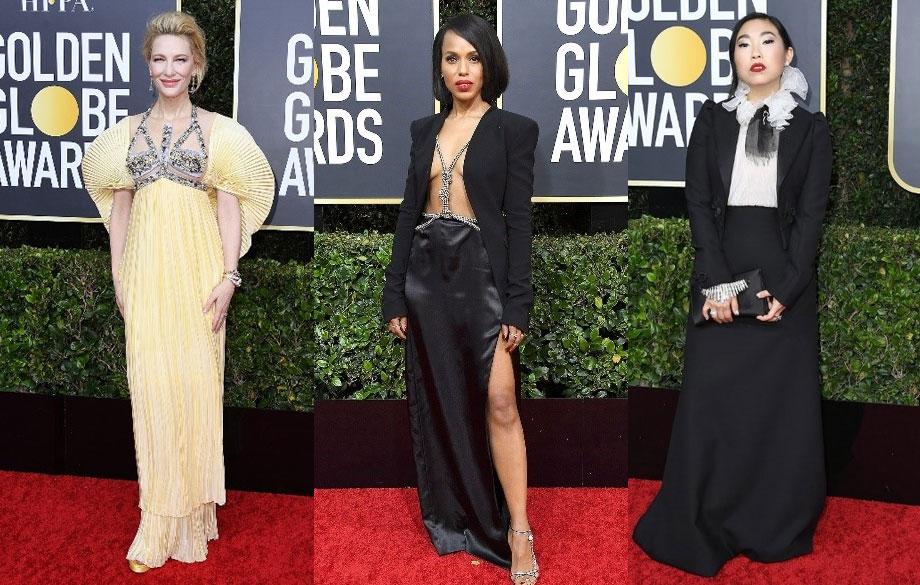 Yes! Het award seizoen is weer gestart met de 77e editie van de Golden Globes 2020!