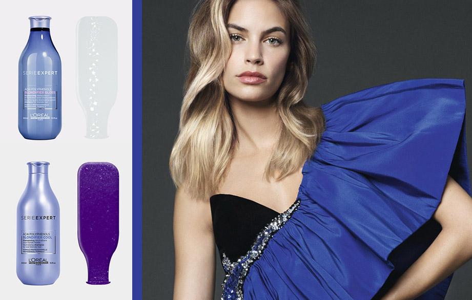 L'Oréal Blondifier - Producten om blond en geblondeerd haar perfect te houden!