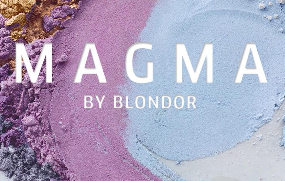 Haar ontkleuren en inkleuren met slechts 1 product? Het kan met Magma by Blondor!