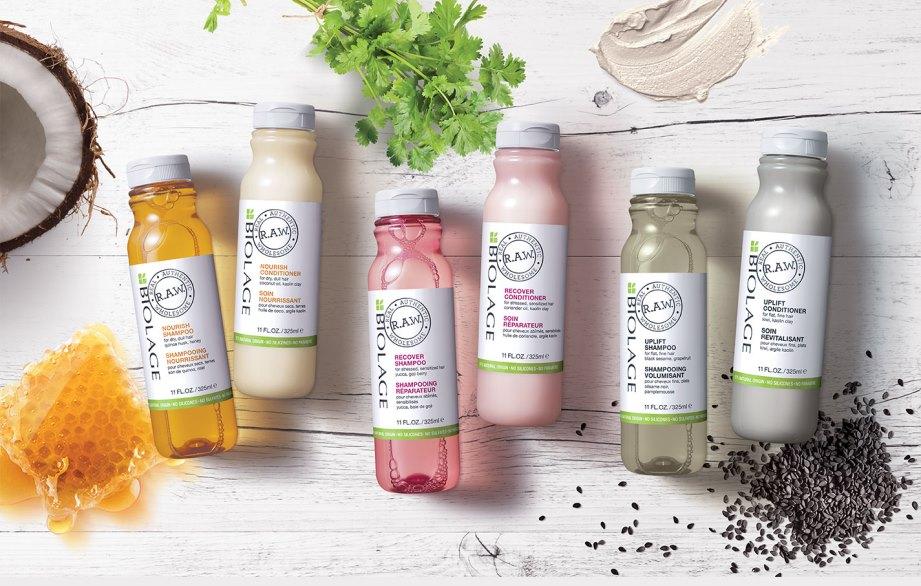 Matrix Biolage R.A.W. - Natuurlijke en Vegan Haarproducten!