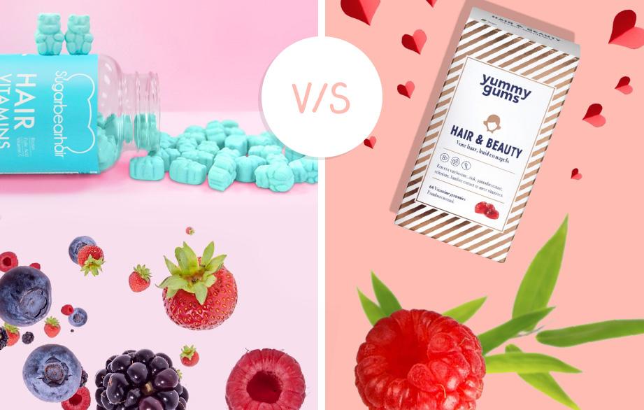 Yummygums of SugarBearHair: Welke moet ik kiezen?