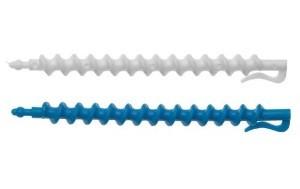 Haarrollers - Spiraalwikkels