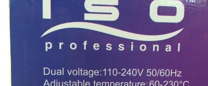 Dual Voltage Krultang