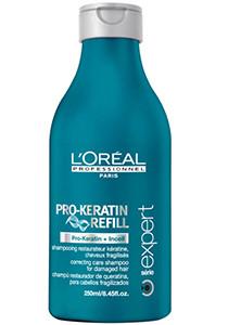 Bestel de L'Oréal – Pro Keratin – Shampoo