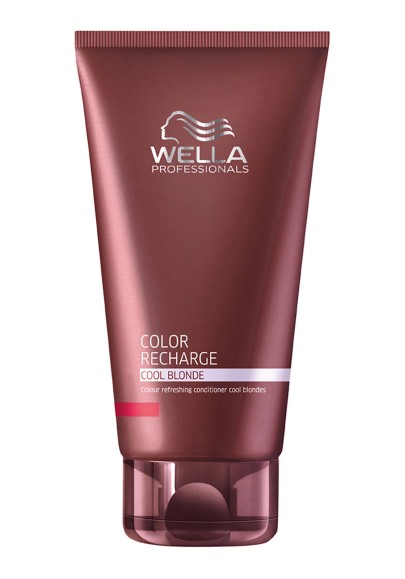 Wella - Color Recharge - Color Refreshing Conditioner - Warm Red