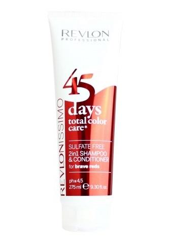 Bestel de Revlon - 45 Days Color - 2 in 1 Shampoo & Conditioner