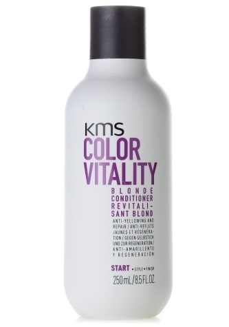 Bestel de KMS Color Vitality Blonde Conditioner