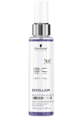 Bestel de Schwarzkopf - BC Bonacure - Excellium - Beautifying Silver Spray