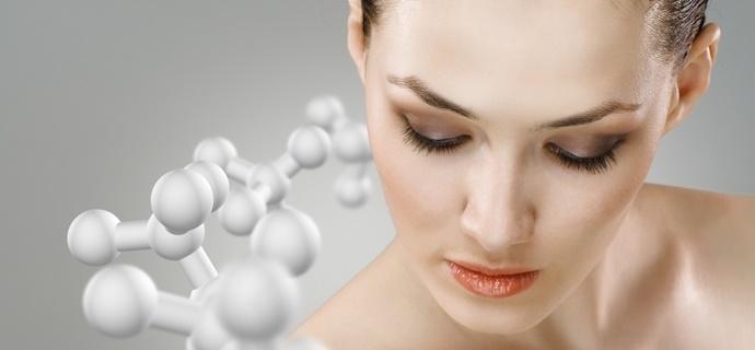 Keratine Moleculen in je Haar