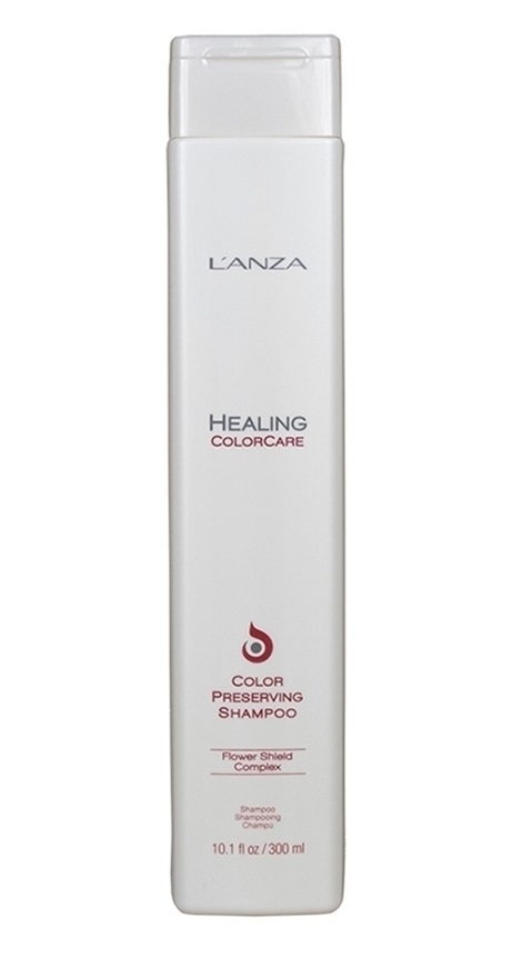Keratine Shampoo: L'Anza Healing ColorCare Color Preserving Shampoo