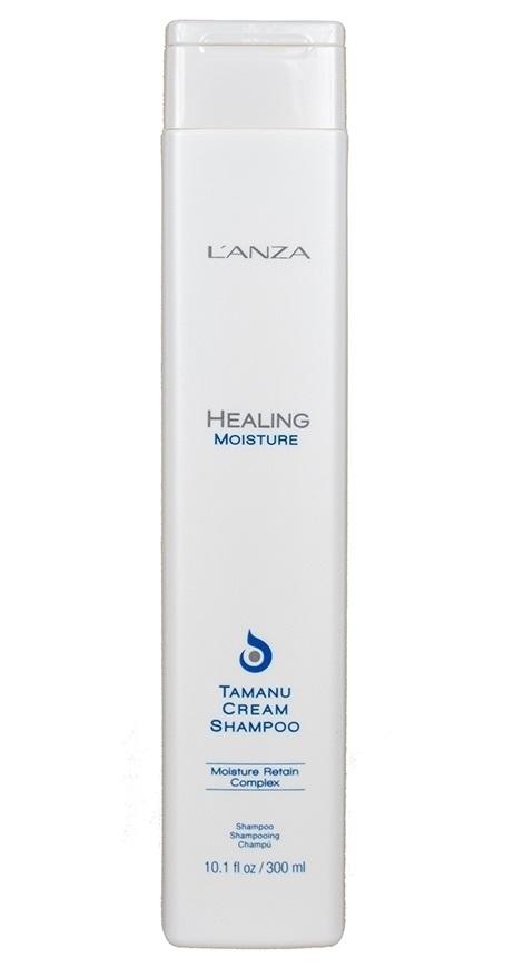 Keratine Shampoo: L'Anza Healing Moisture Tamanu Cream Shampoo
