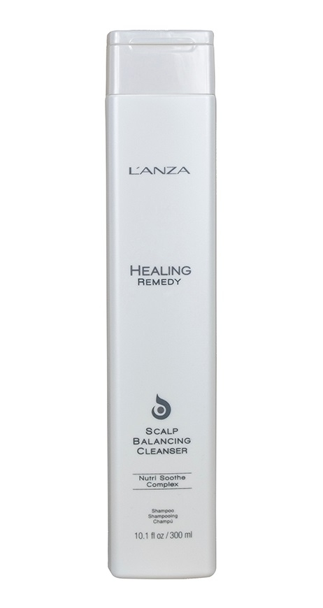 Keratine Shampoo: L'Anza Healing Scalp Balancing Cleanser