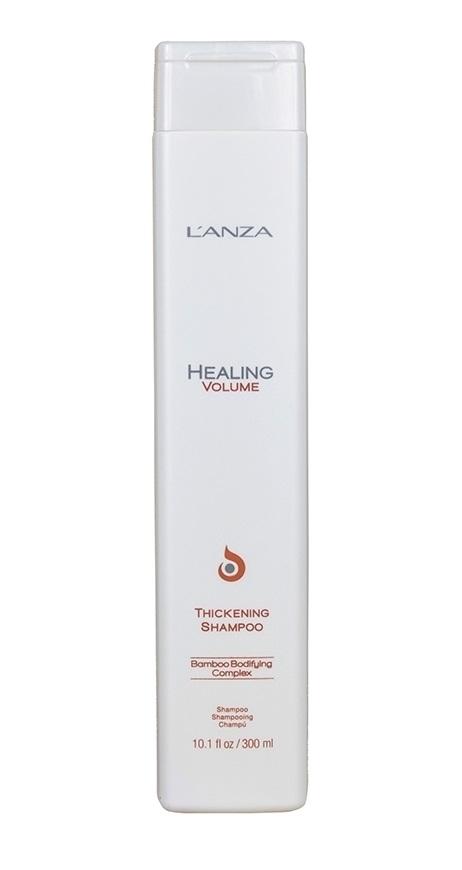Keratine Shampoo: L'Anza Healing Volume Thickening Shampoo