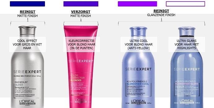 L'Oréal producten voor blondines!