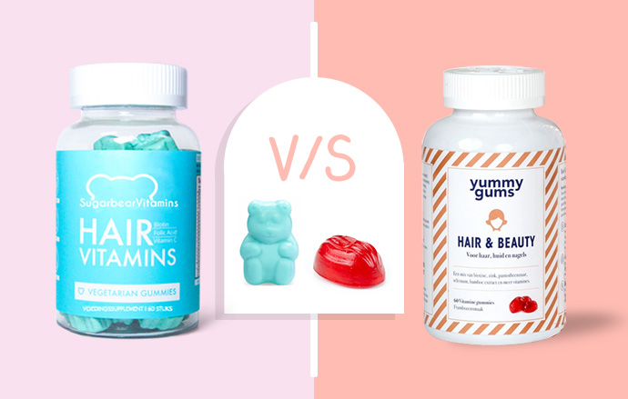 SugarBearHair versus Yummygums Hair & Beauty