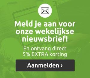 Aanmelden voor de Haarshop.nl Nieuwsbrief!